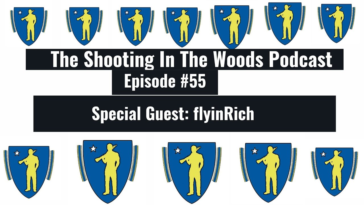 Dude Uses an A4 Clone to Defend Law Firm........ The Shooting In The Woods Podcast Episode # 55