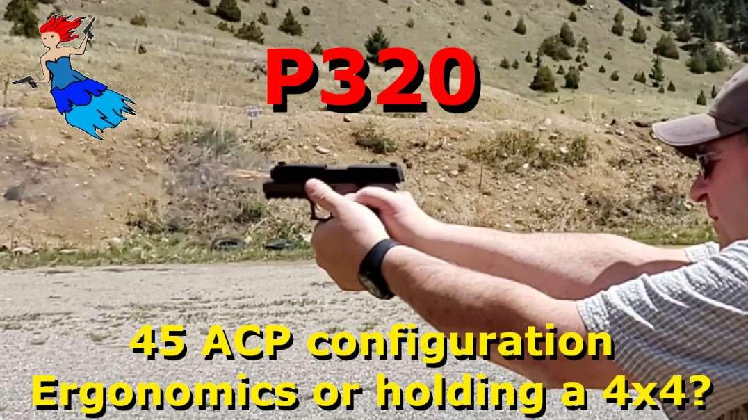 P320 45 ACP (The best 45 ACP gun yet?)