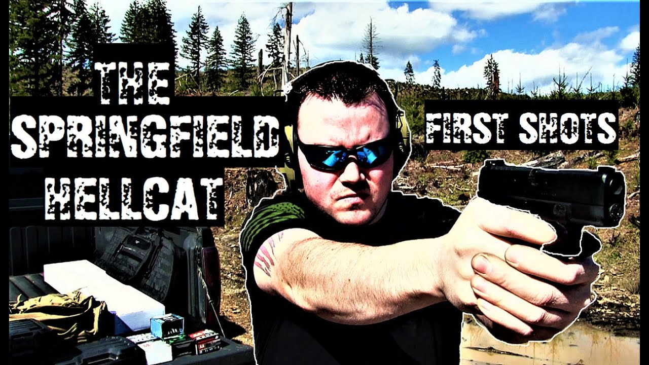 The Springfield Hellcat | First Shots