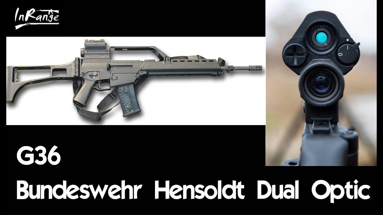 G36 - Bundeswehr Hensoldt Dual Optic