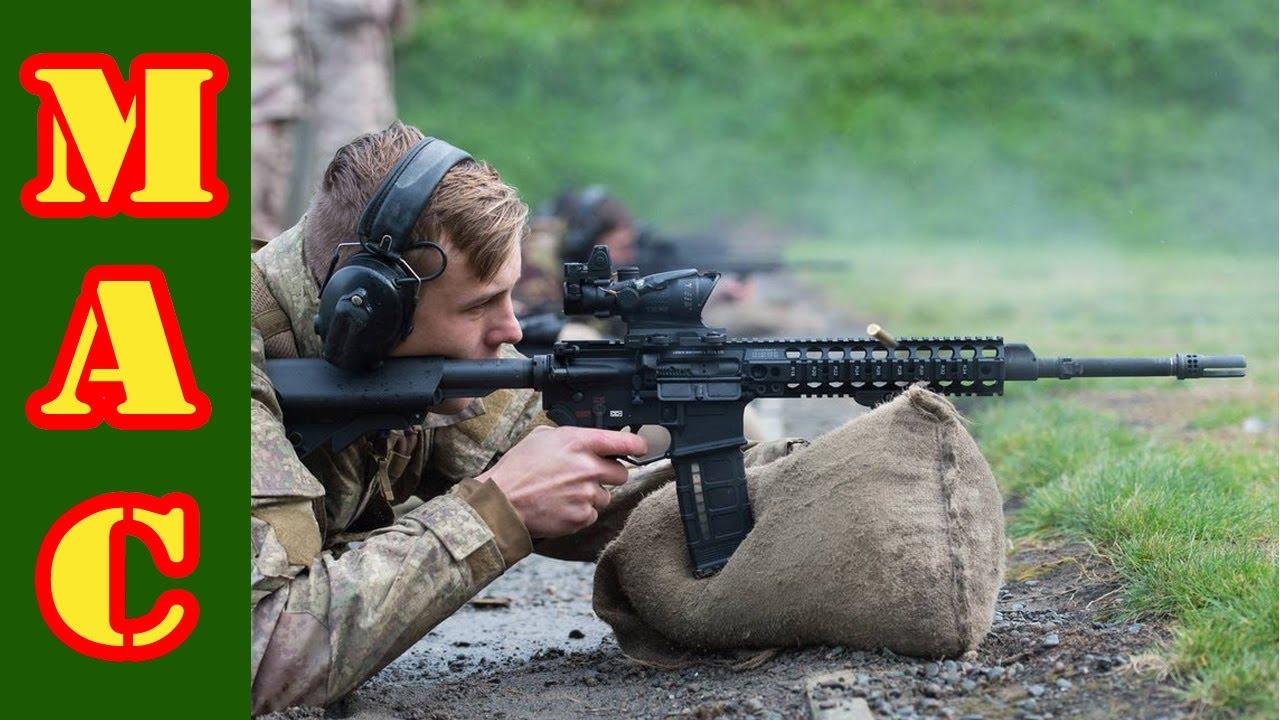 LMT MARS-L Rifle: New Zealands M16