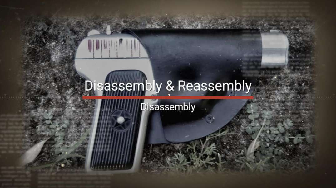 Speed disassembly and reassembly of a Tokarev Pistol (Re-Upload)