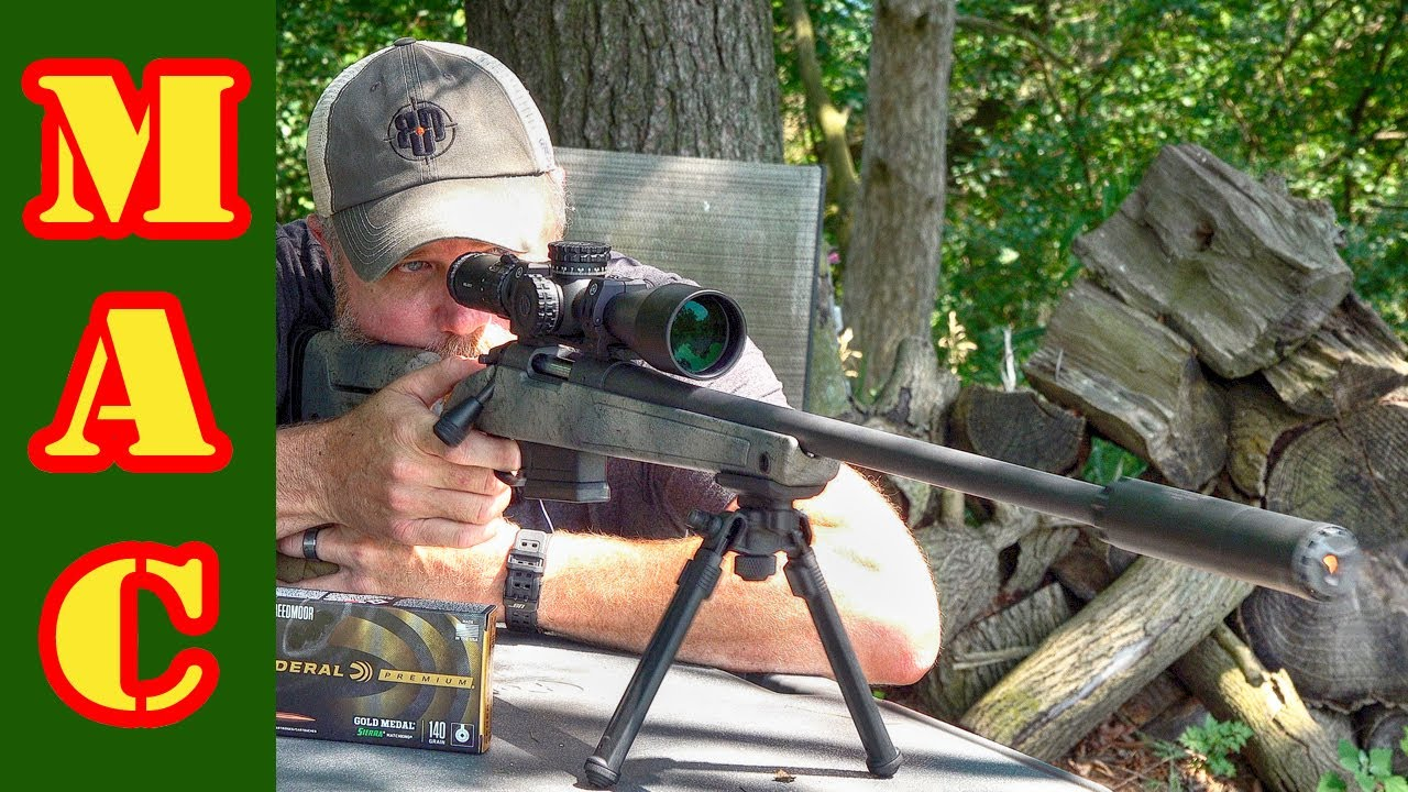 Best sub-$1k bolt action rifle? Bergara B14 HMR 6.5 Creedmoor