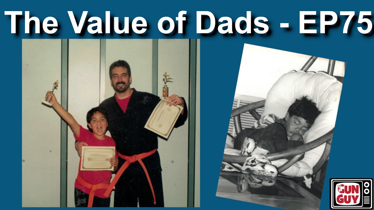 The value of dads - Audio Podcast Episode 75