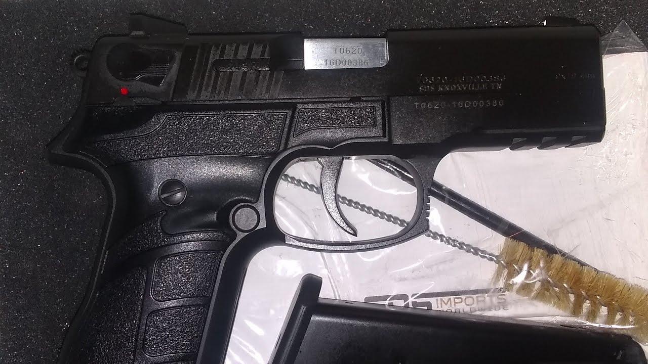 The next hot 9mm pistol!