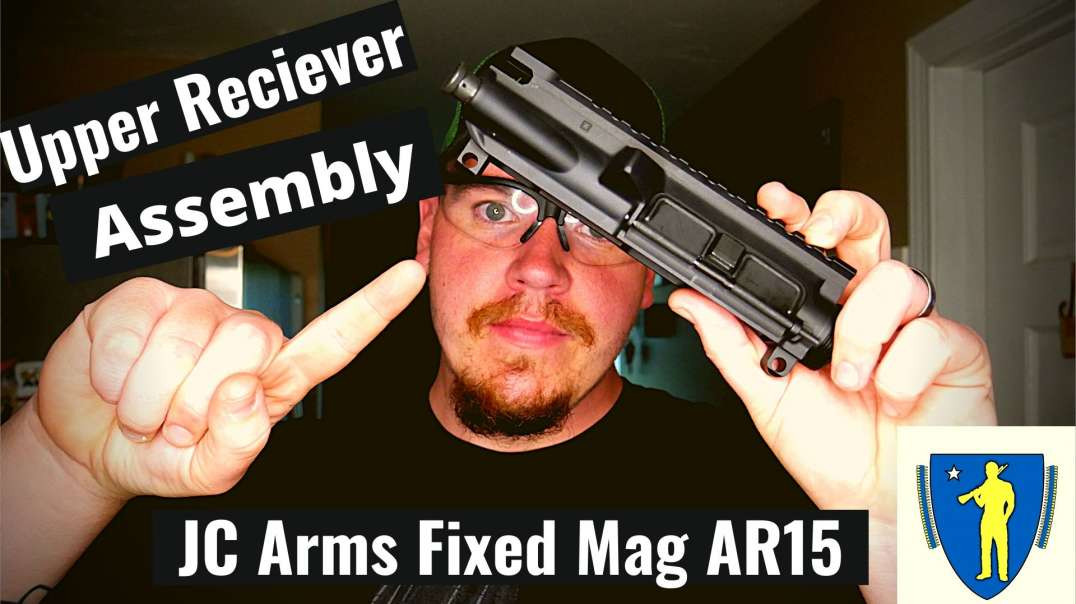 Upper Reciever for JC Arms Fixed Mag AR15