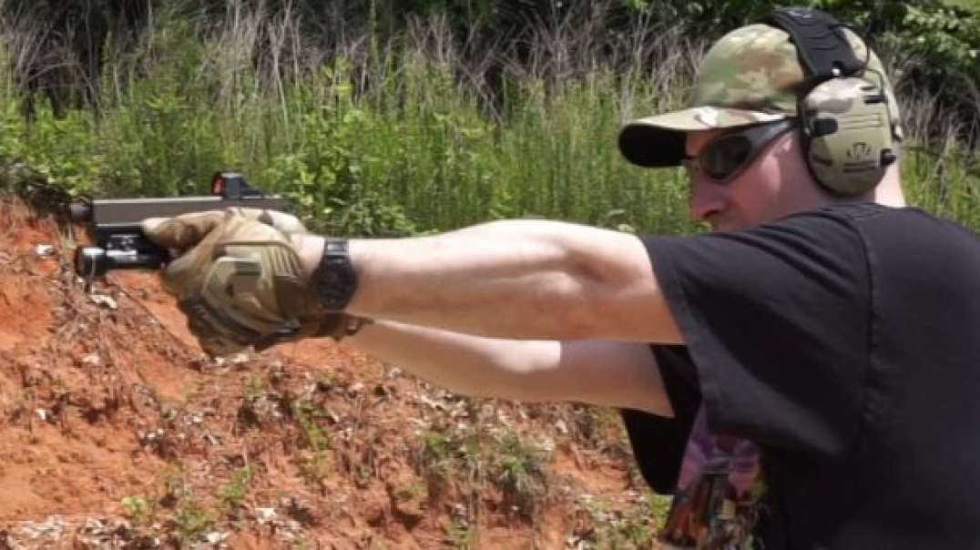 Not-A-Glock 20 10mm Polymer 80 Part III