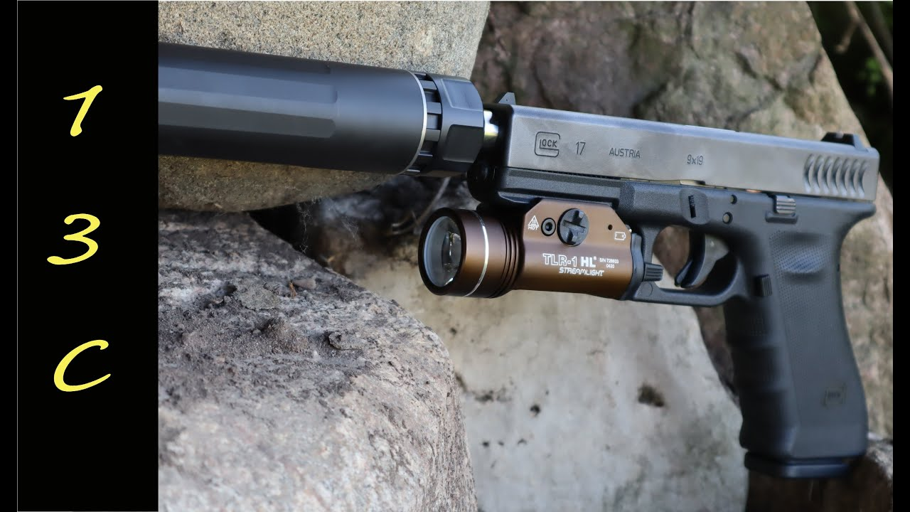 TLR-1 HL Weapon Light - Streamlight
