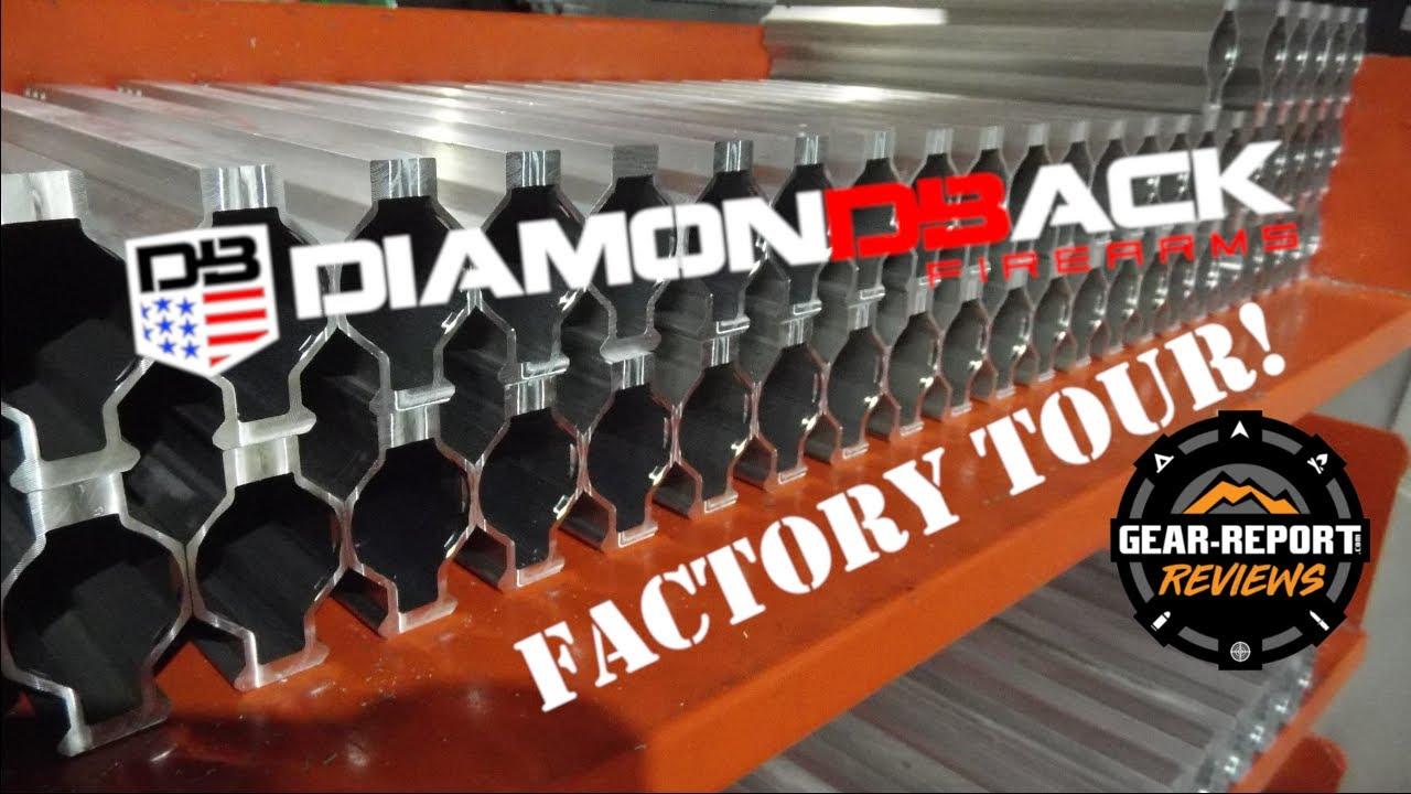 Diamondback Firearms Factory Tour