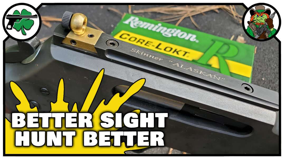Skinner Alaskan Sights For Henry 30-30 Lever Action FIRST LOOK
