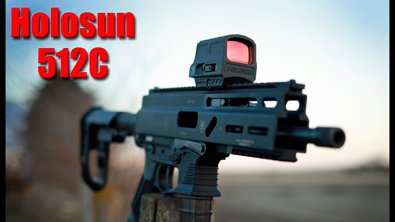 Holosun 512C Full Review: The Best Optic For The Money?