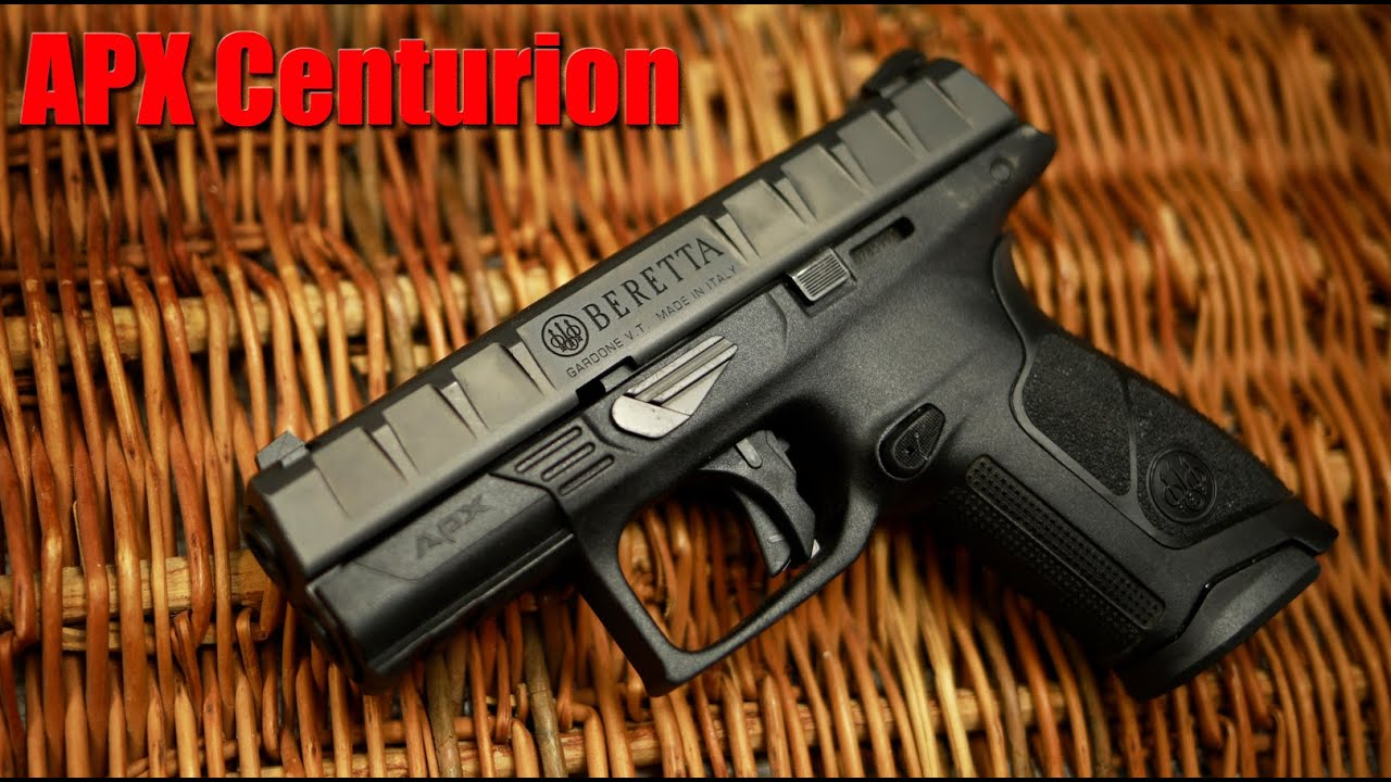 Beretta APX Centurion 1000 Round Review: The Best Pistol Under $400 ?