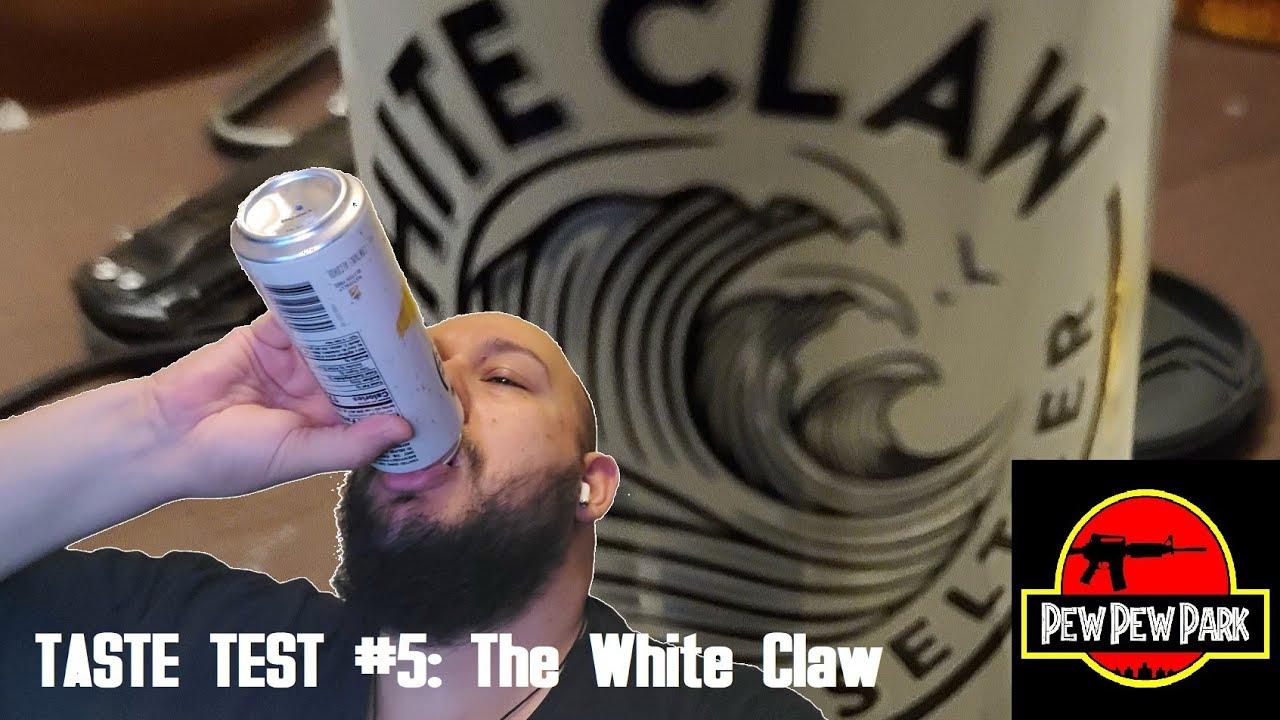 Taste Test #5: The White Claw