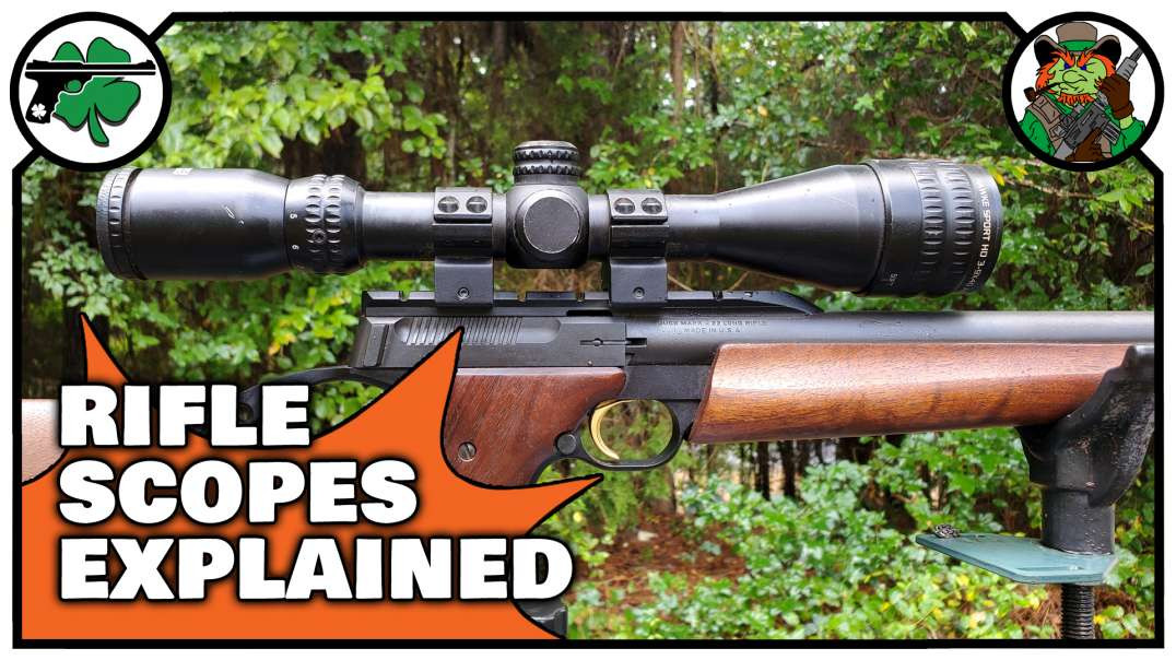 Rifle Scopes 101 This Is EVERYTHING You NEED To Know