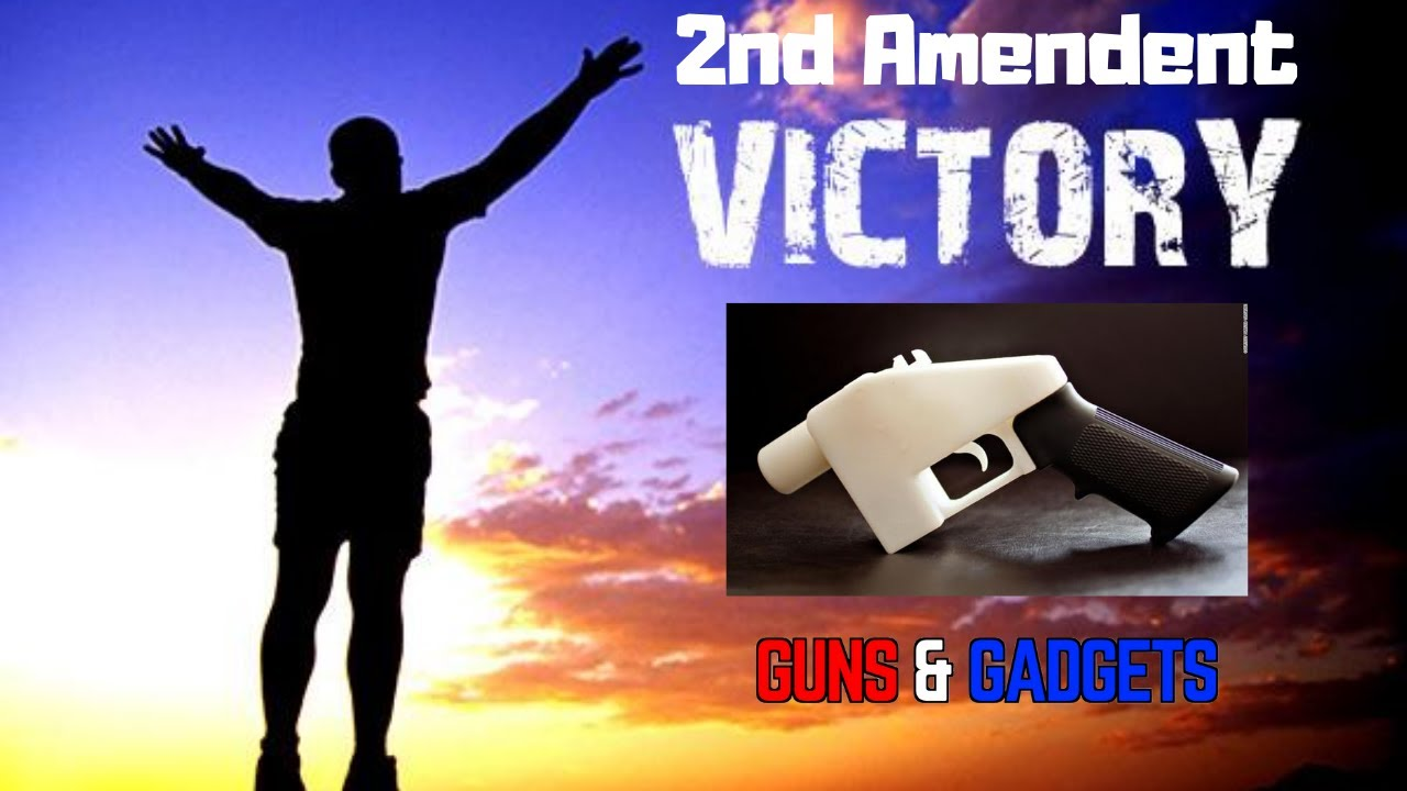 2A Victory in 3D Printing Case