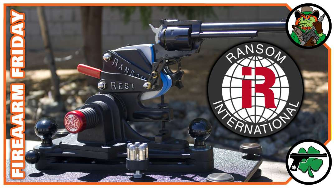 Mike Ransom Talks Ransom Rest & More On Firearm Friday