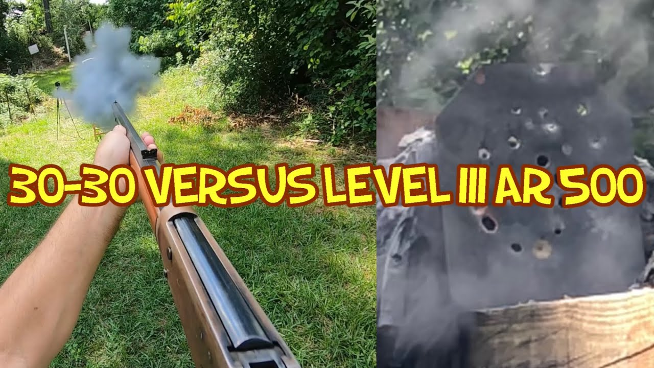 30-30 win & Winchester model 94, it's more powerful than you think