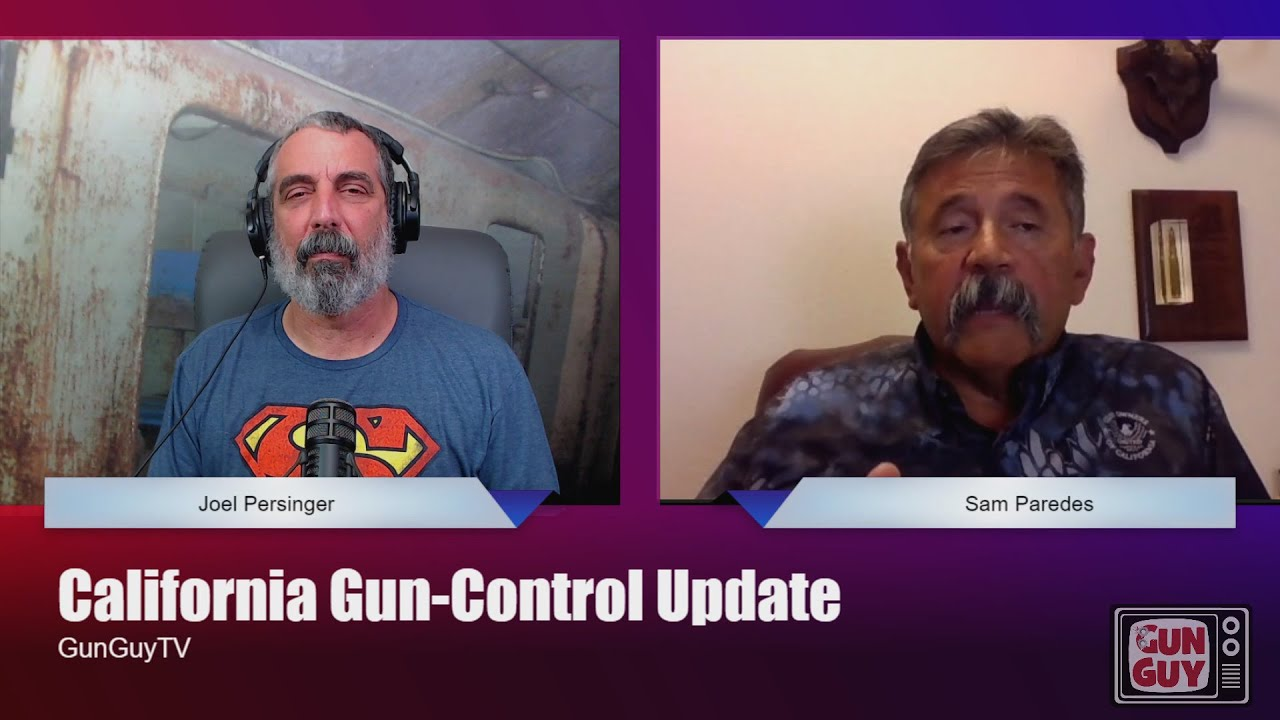 Gun-Control Update with Sam Paredes of Gun Owners of California