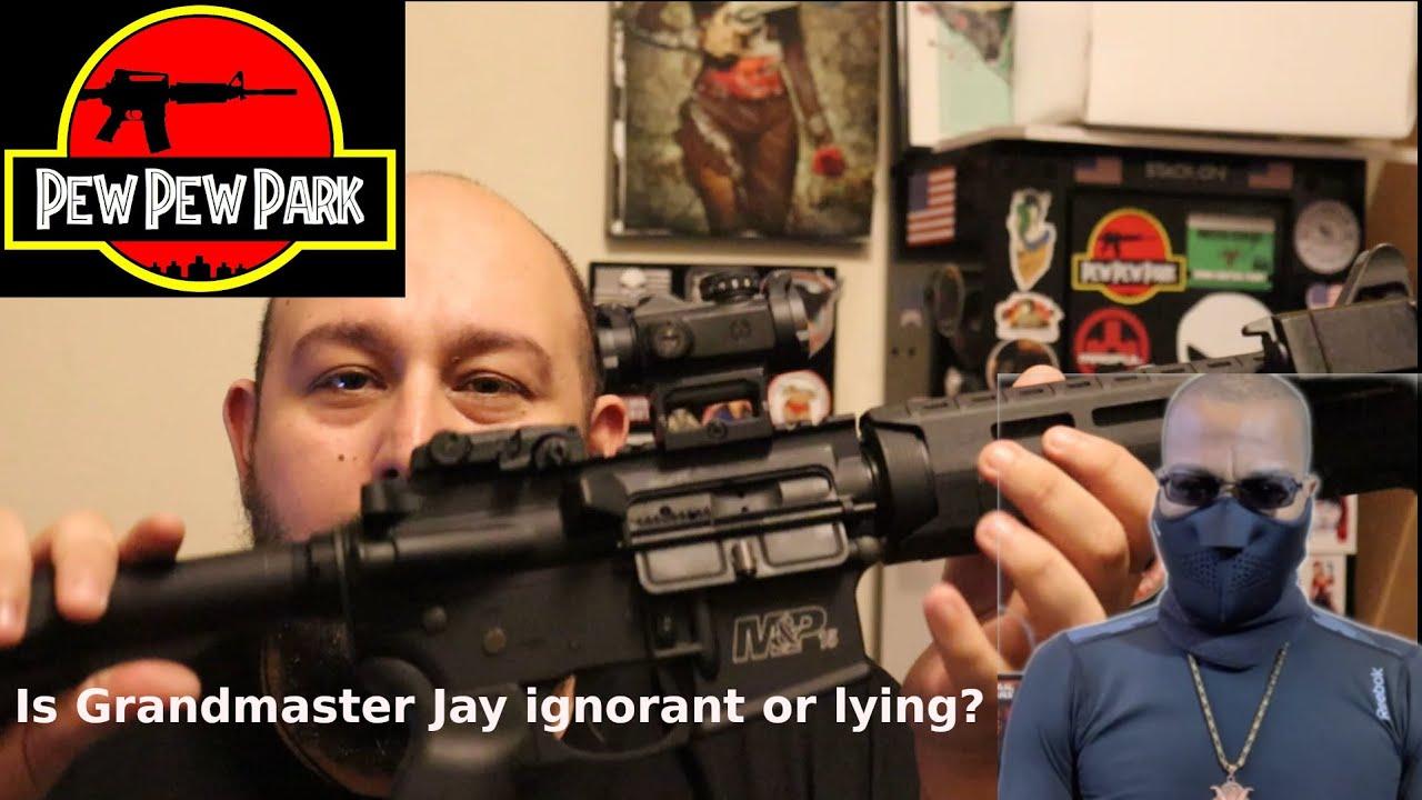 Is Grandmaster Jay ignorant or lying?
