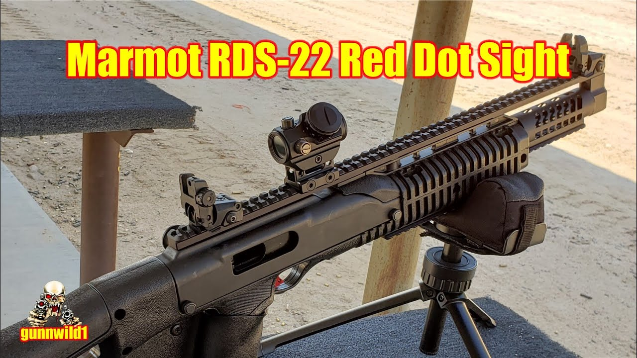 Marmot RDS-22 Red Dot Sight
