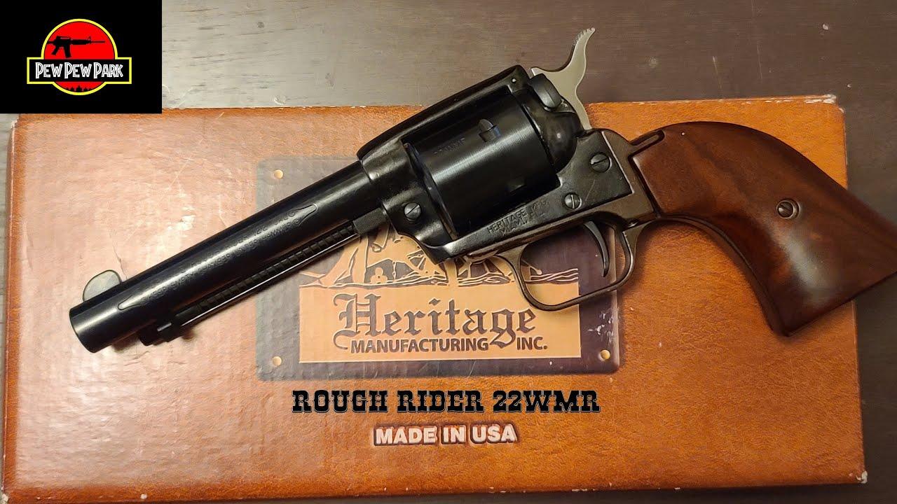 Rough Rider 22wmr cylinder