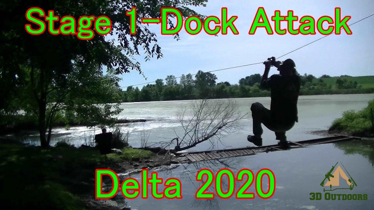 Stage 1- Dock Attack Delta 2020