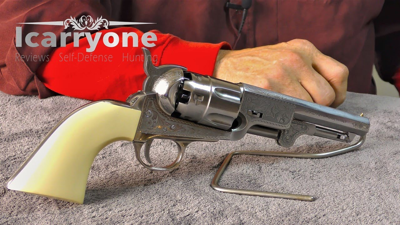 Colt .44 Caliber Sheriff's Model Revolver