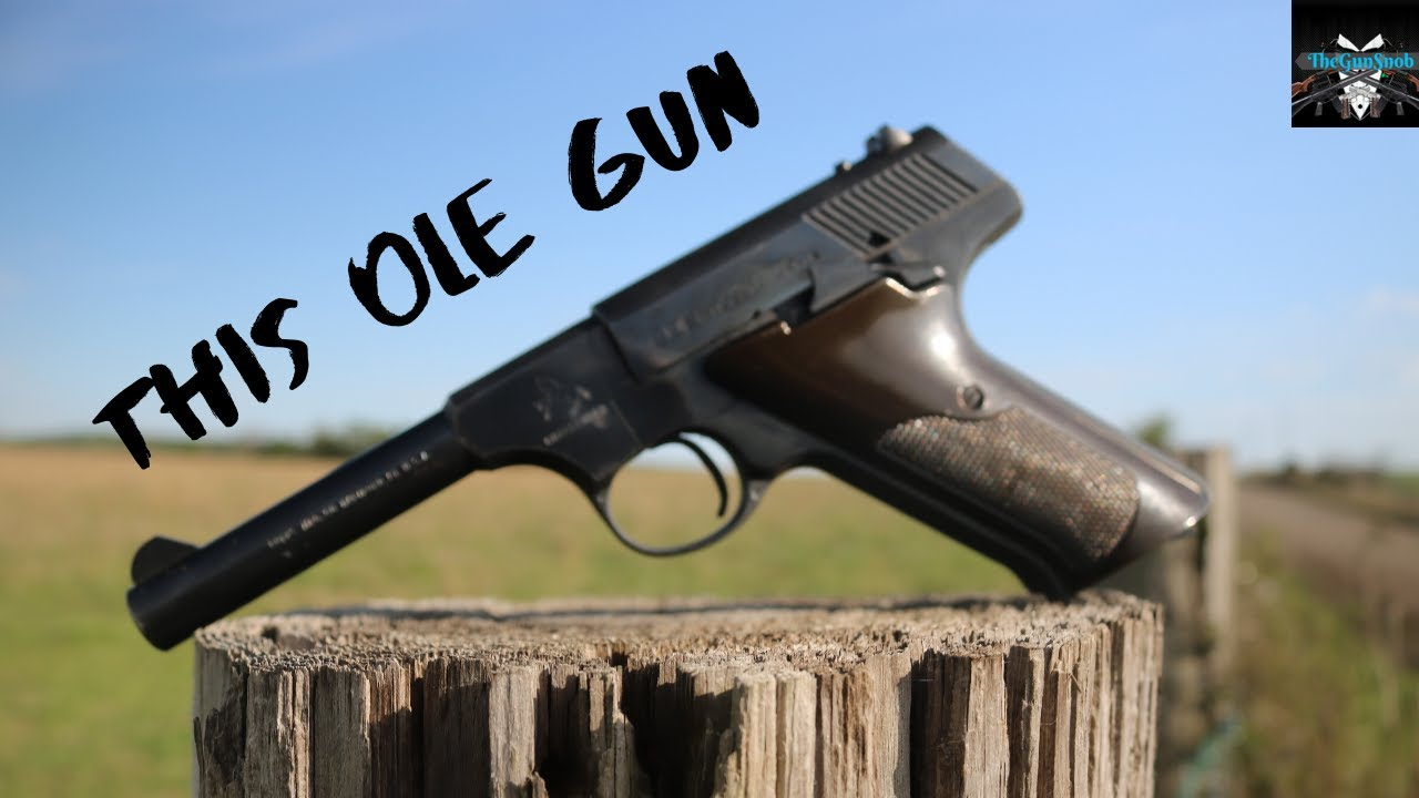 The Colt Challenger; This Ole Gun Episode 08