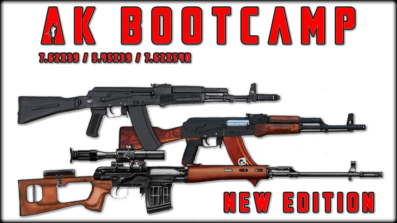 Bigger and Better - AK BootCamp Book - New edition is here!