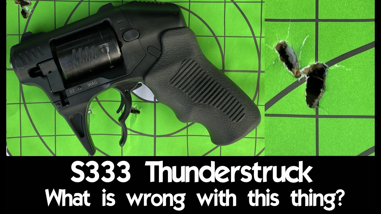 S333 - What's wrong with this thing?