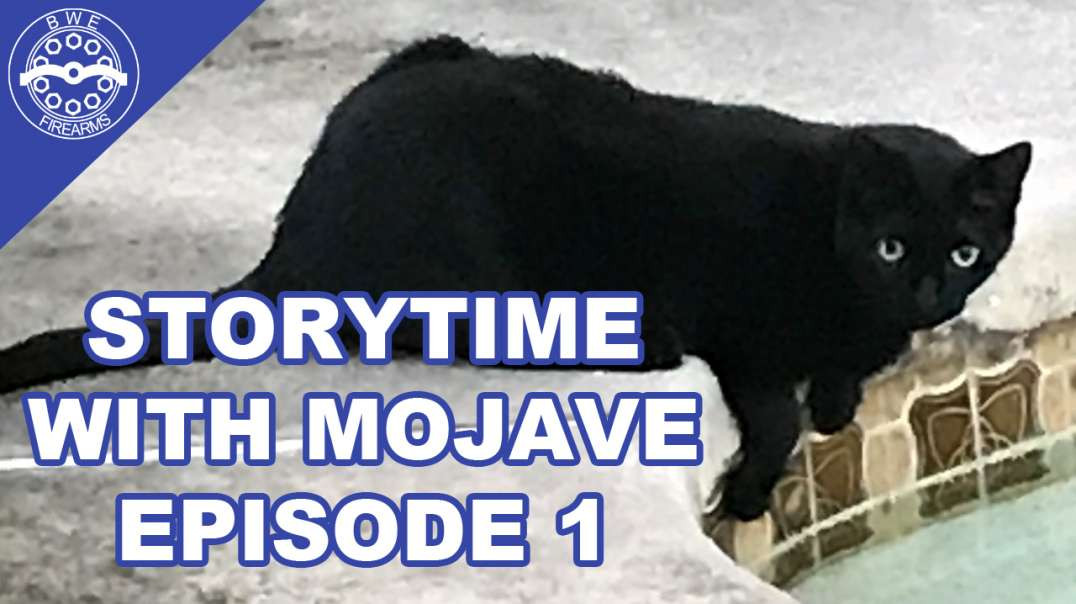 BWE Storytime with Mojave. Episode 1
