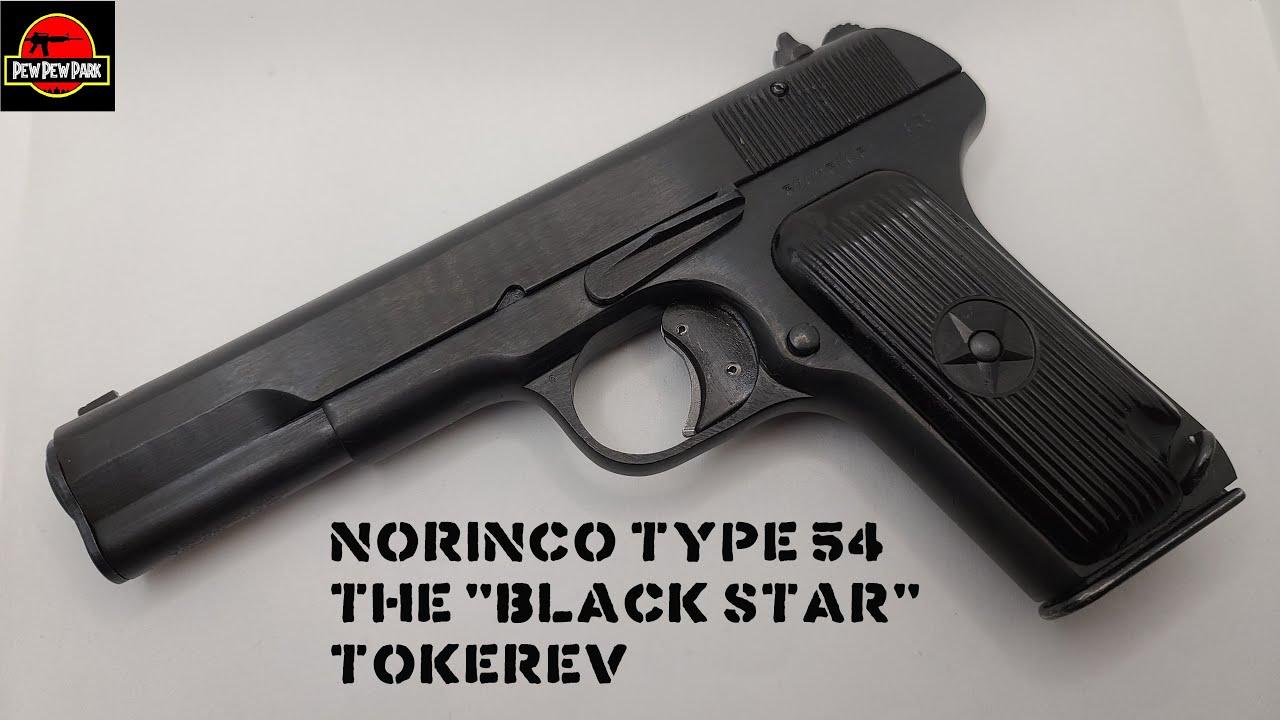 Norinco Type 54: The Black Star Tokerev