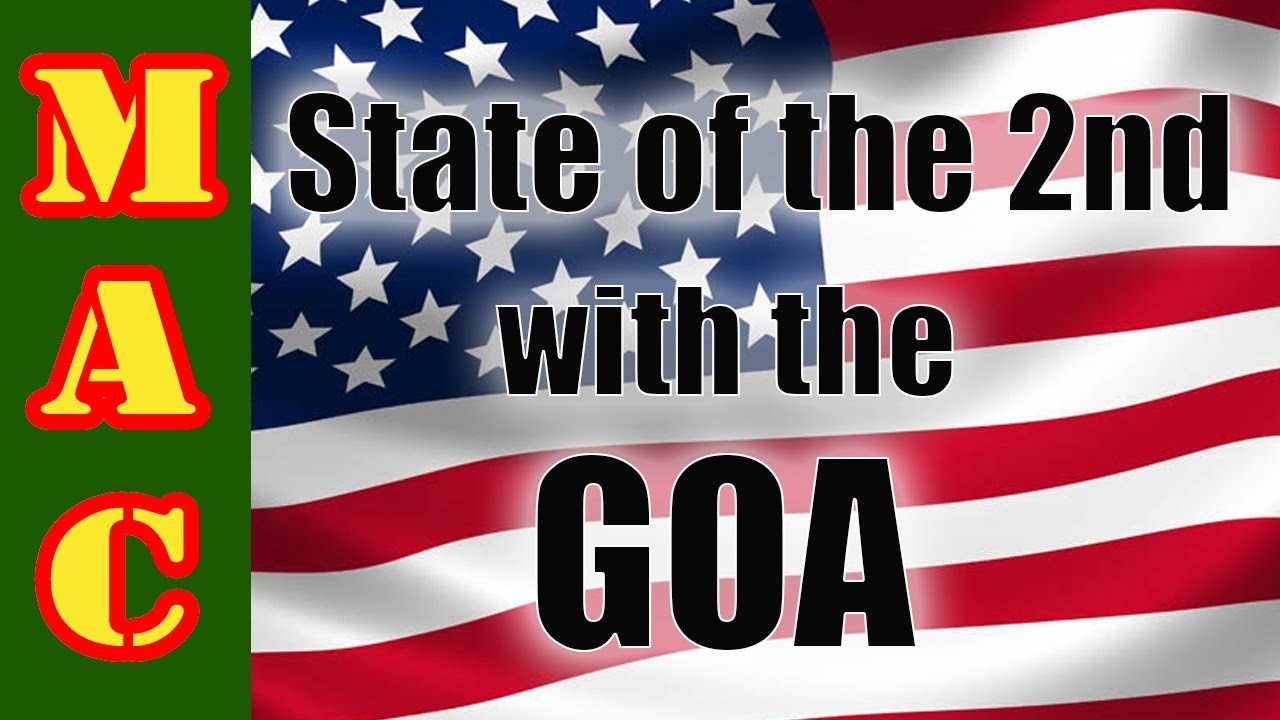 State of the 2nd: Live with GOA - Kenosha