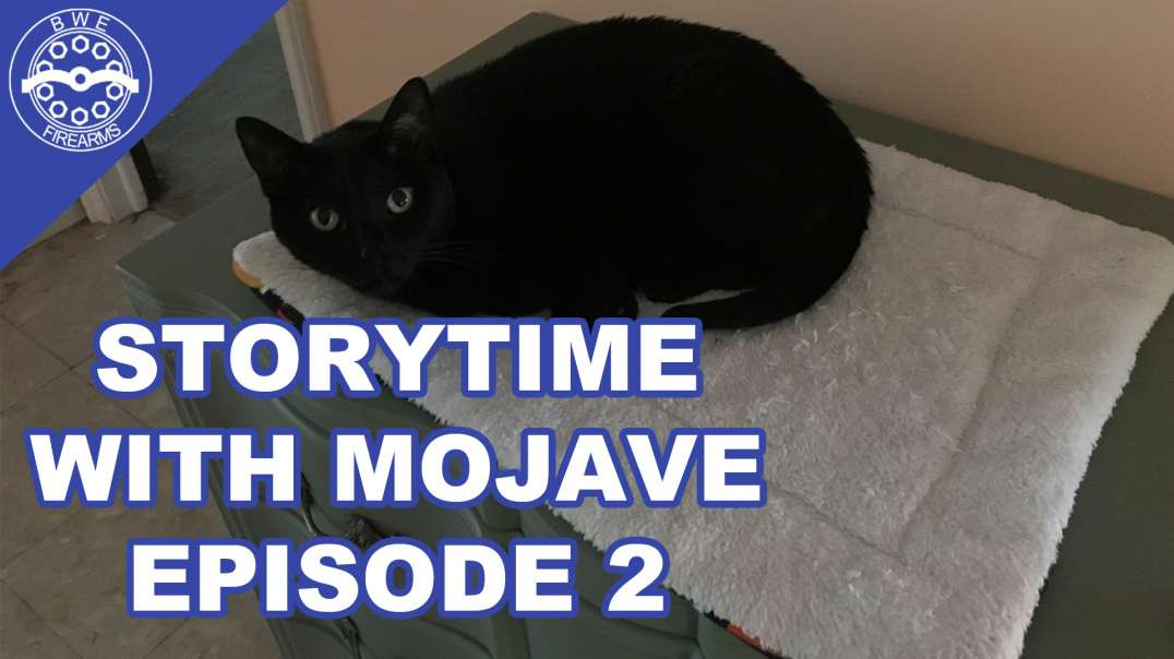 BWE's Storytime with Mojave. Episode 2