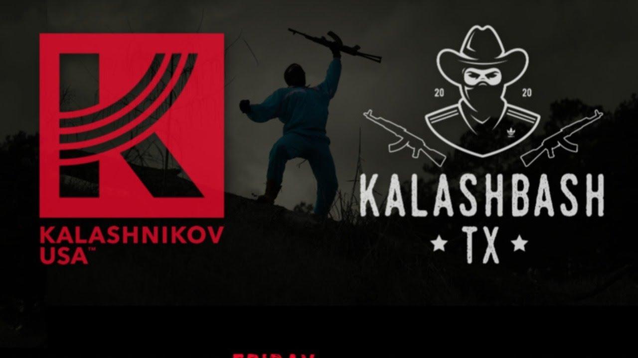 Livestream No.2 Mk14: KalashBash Texas 2020 Chat