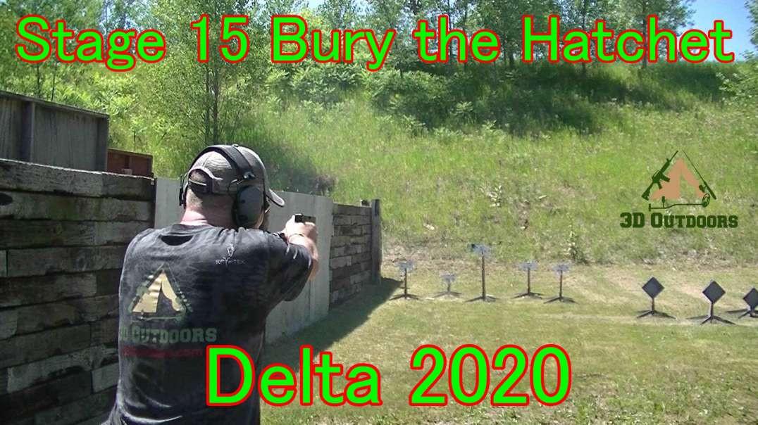 Bury the Hatchet Stage 15 Delta 2020