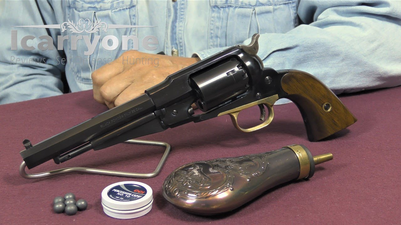 Remington Beals .36 Caliber Revolver