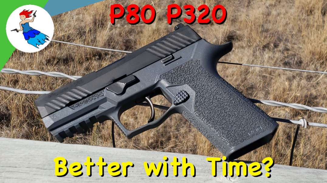 Polymer80 PF320PTEX Revisit - More of the same or better with age?