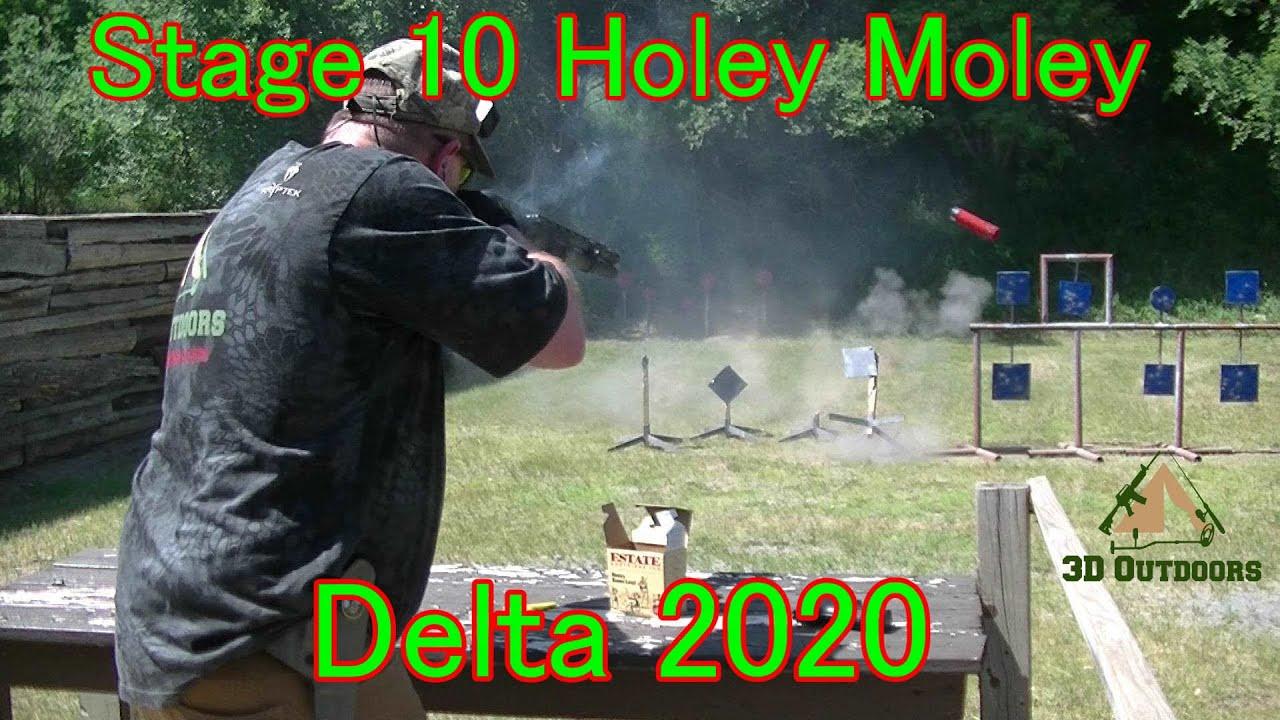 Stage 10 Holey Moley Delta 2020