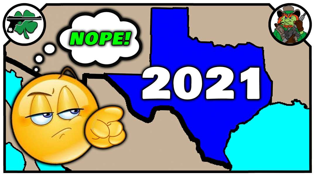 20 Years of GUN CONTROL in TEXAS & a BLUE Wave