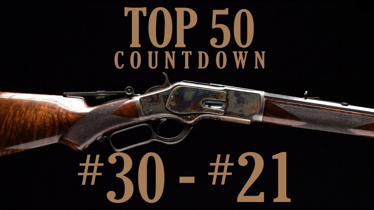 Top 50 Guns of the December Premier: 30-21