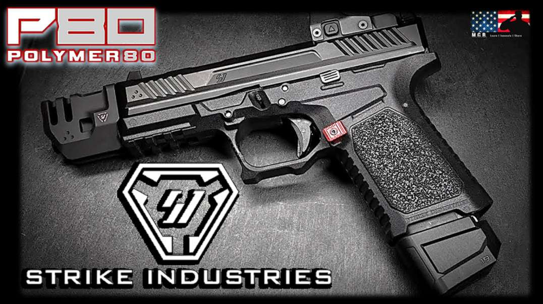 Strike Industries Polymer 80 Frame