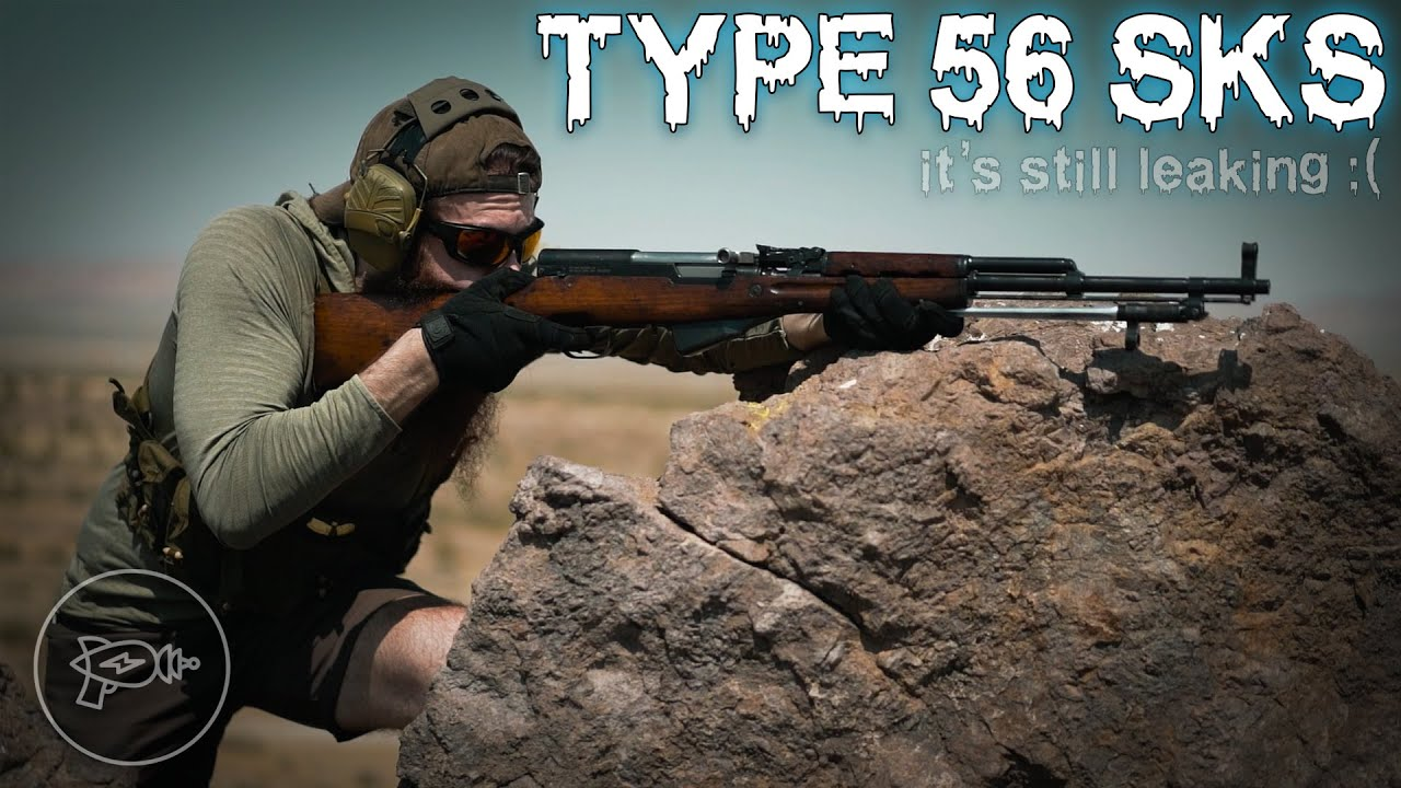 The Eternal Stripper Clip Struggle 😥 ChineseType 56 SKS![Review]