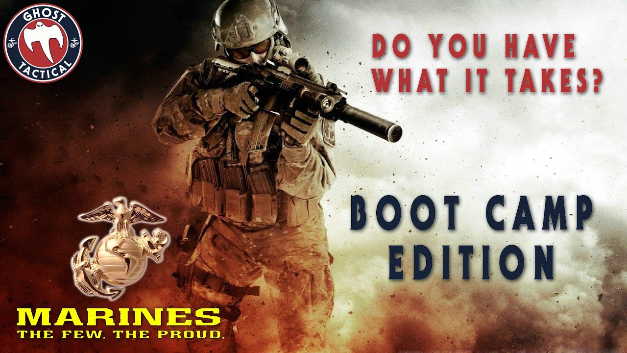 #Marine Talks About What Boot Camp Is REALLY Like & What It Means to be a Marine