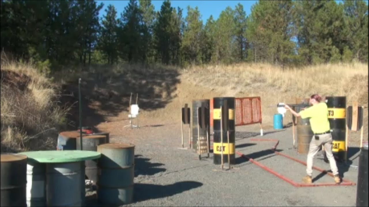 Action Side Match 2020-11-01 - Rifle