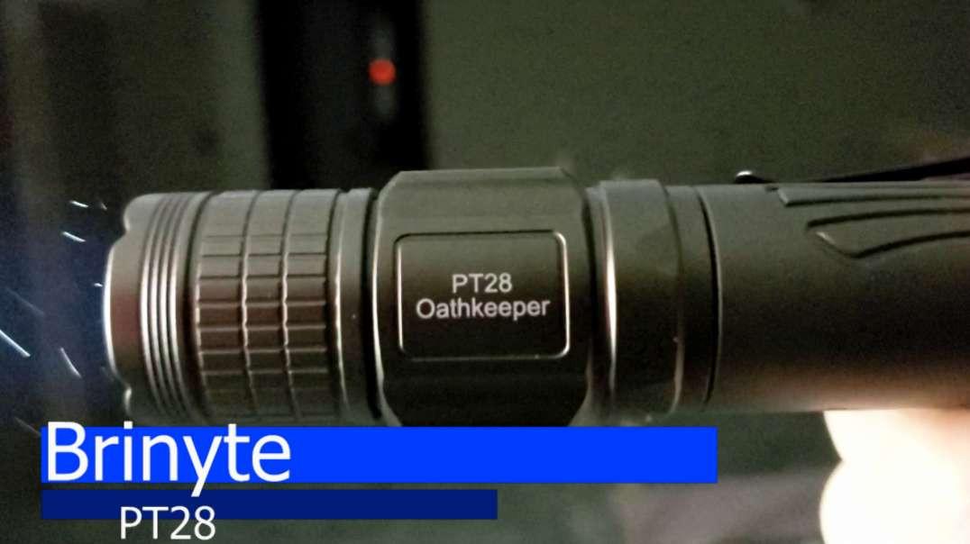 Brinyte PT28 Oathkeeper